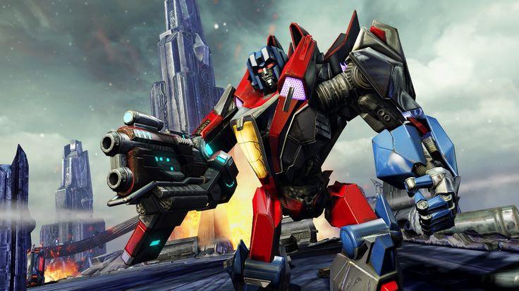Transformers Cybertron Cartoon Wallpaper HD