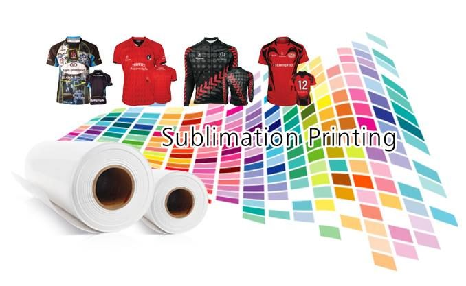 light weight sublimation paper