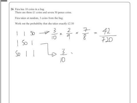 Mathsplication - YouTube  Edexcel iGCSE Maths A past exam papers with solutions www.youtube.com/channel/UCFfjZwaw88oD7ibjVJbnw8A