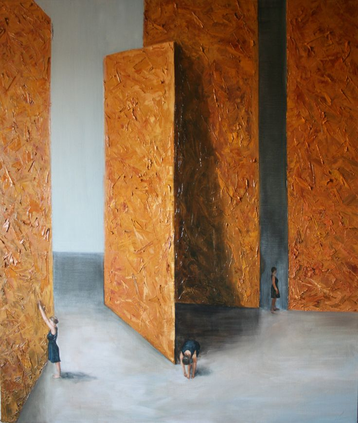 Cyprian Nocoń Nocon Definitions contemporary art painting 120x130cm