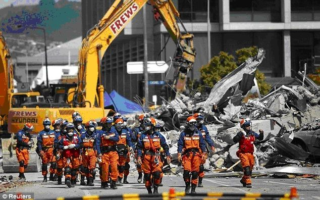 Chch earthquake - Japanese rescue team who were rushed home to help in Japan's own devastating quake.