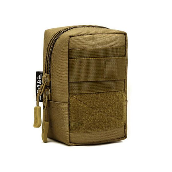 Tactical MOLLE G.P Pouch Carrying Case PALS Multi-Purpose Pouch BLACK