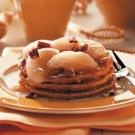 Fluffy Pumpkin Pancakes. MMMM these are so tasty. Perfect for a fall morning