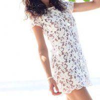Création : Ma petite robe dentelle - Magazine Avantages