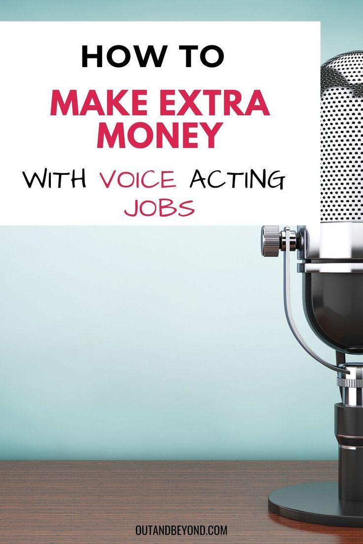Pin on Voice Acting Jobs