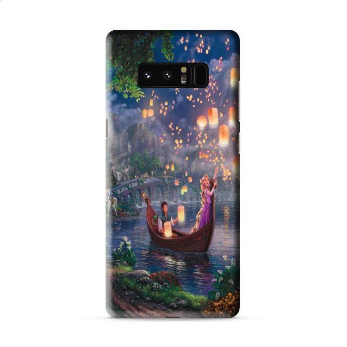 TANGLED CARTOON LANTERN Samsung Galaxy Note 5 3D Case Caseperson
