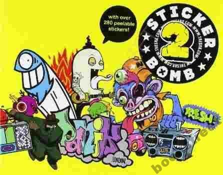 STICKERBOMB 2 Studio Rarekwai