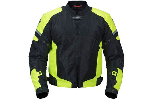 Top 10 Best Mesh Motorcycle Jackets For Men Reviews In 2020