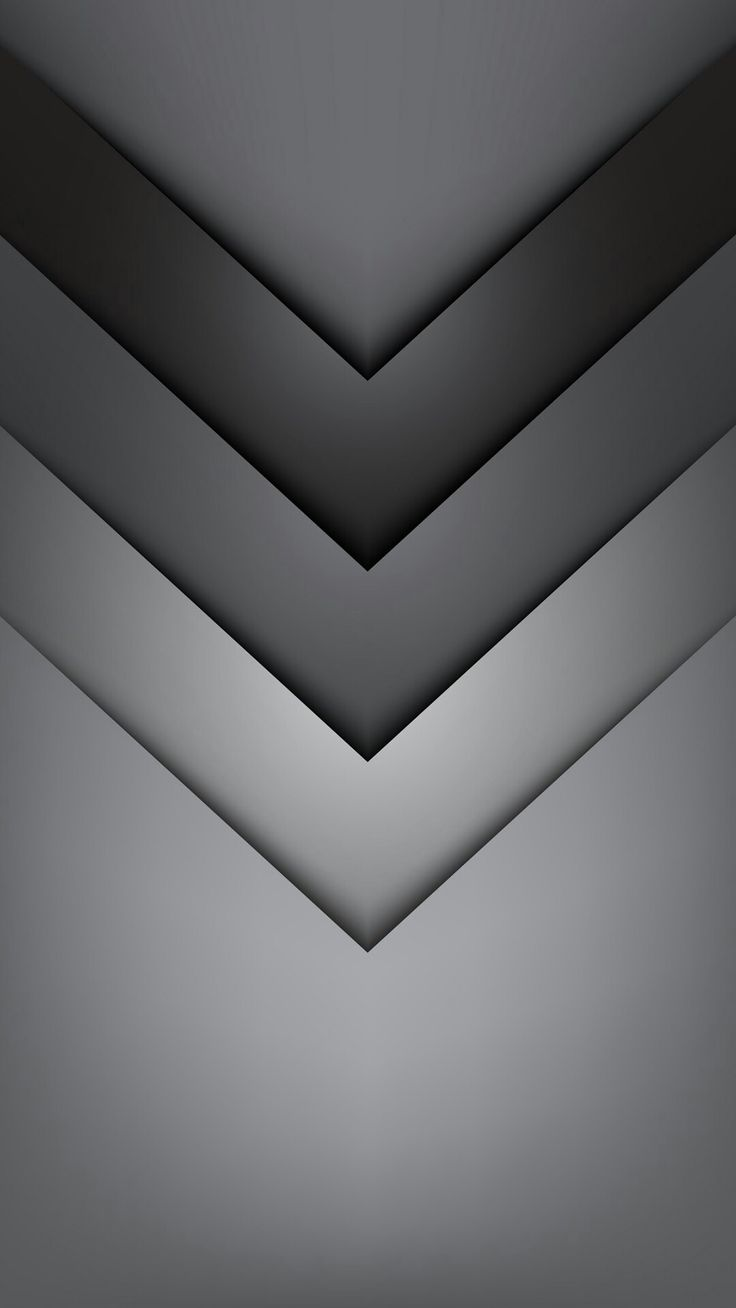 Gradient Grey Chevron Wallpaper Backgrounds phone