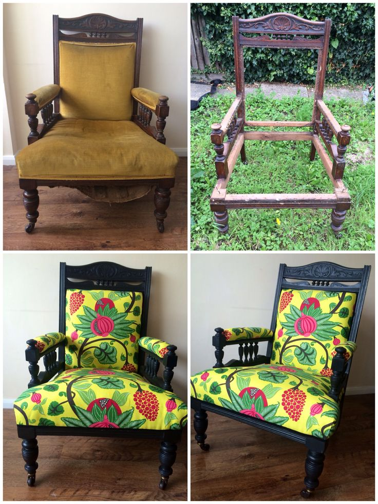 74 best upcycling armchairs images on pinterest chairs for Sofa upcycling