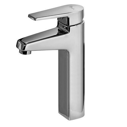Single lever high neck basin mixer aura plumber single for Plumber bathroom fittings
