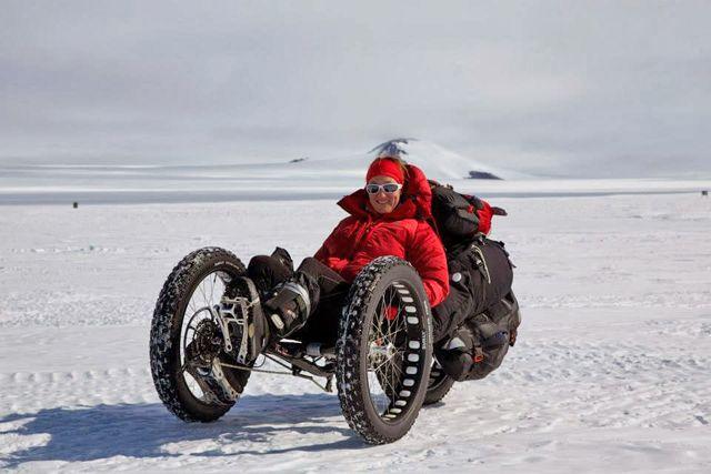 Ice Trike