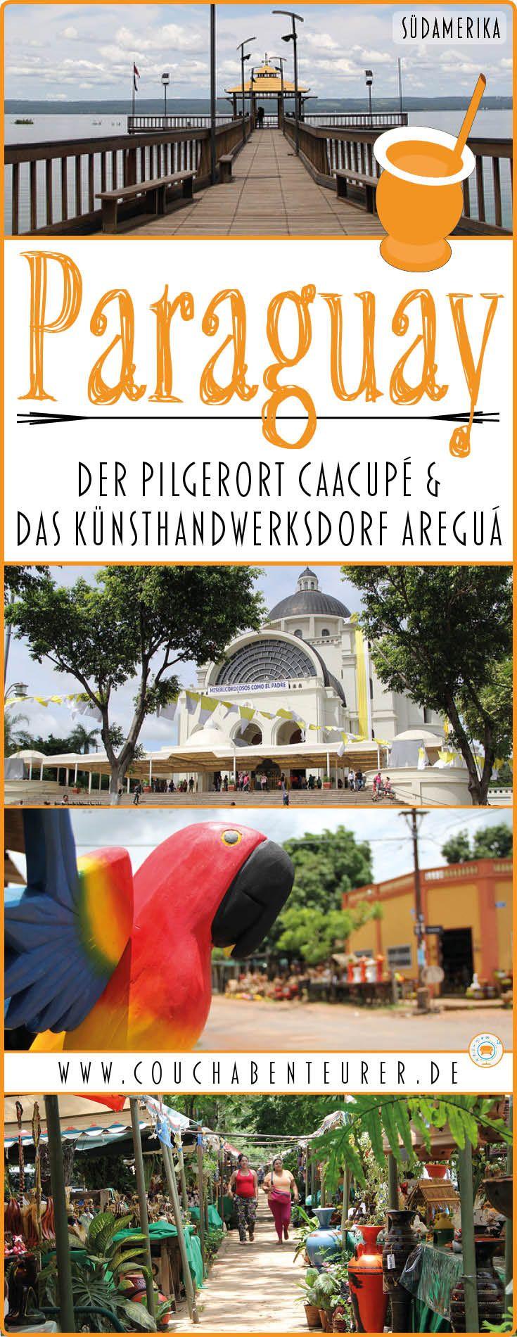 Folgt mir nach Südamerika und in dasin den Pilgerort Caacupé und in das Künstlerdorf Areguá in Paraguay.  #südamerika #paraguay #aregua #caacupe #reisen #urlaub #ferien