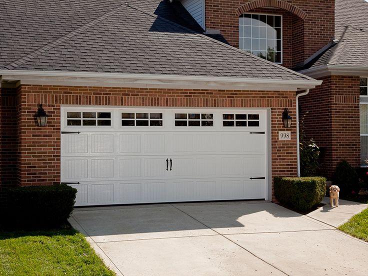 Give Your Garage Door A New Look Garage Door Styles Garage Door Design Double Garage Door