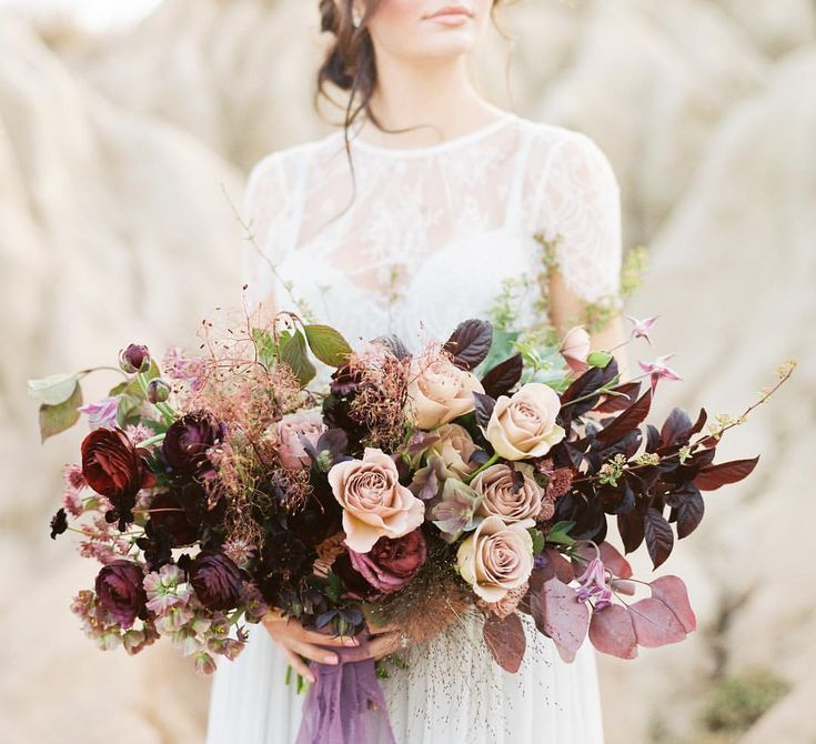 Absolutey stunning utah bridal bouquet