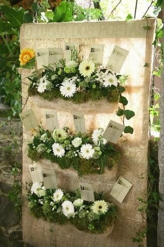 Mur vegetal jolies id es d co pinterest for Table jardin beauty