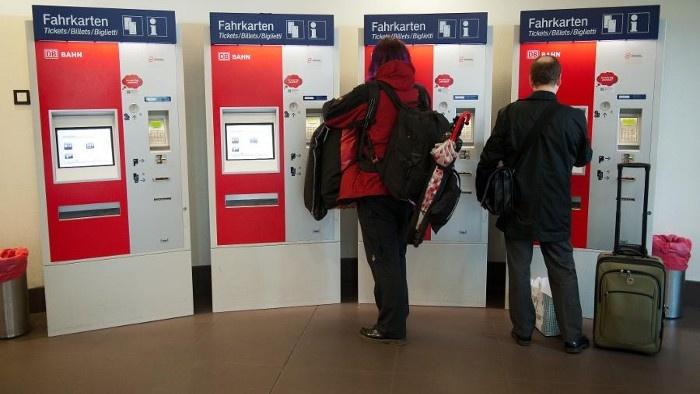 Explosionsgefahr: Polizei warnt vor verklebten Bahnticket-Automaten - Gasreste können sich entzünden - Aktueller Report von explodierenden Bahnautomaten auf HOTELIER TV: http://www.hoteliertv.net/reise-touristik