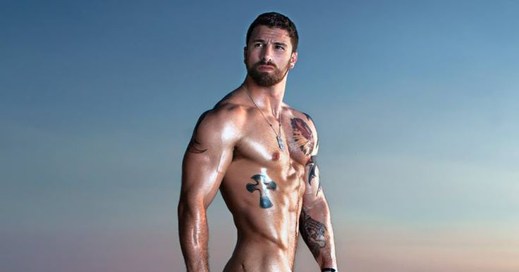 Sexy Wounded War Veterans Show They're Confident Enough To Be Hot Calendar Models | Bored Panda