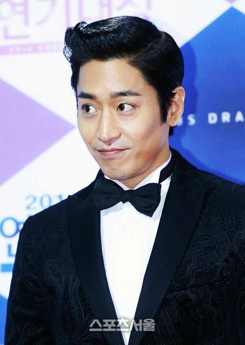 Eric Mun at KBS Drama Awards