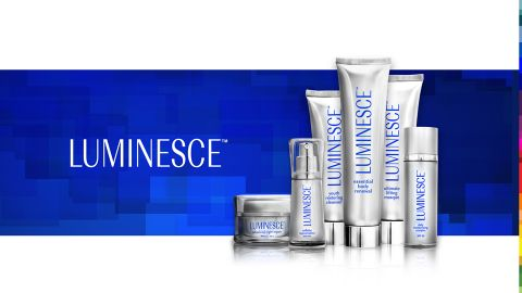 Introducing the award-winning, patent–pending LUMINESCE™ skincare line. The LUMINESCE™ products are hypoallergenic, made with all-natural ingredients, contain no artificial colors, and are dermatologist recommended. More info at jehtynation.com!