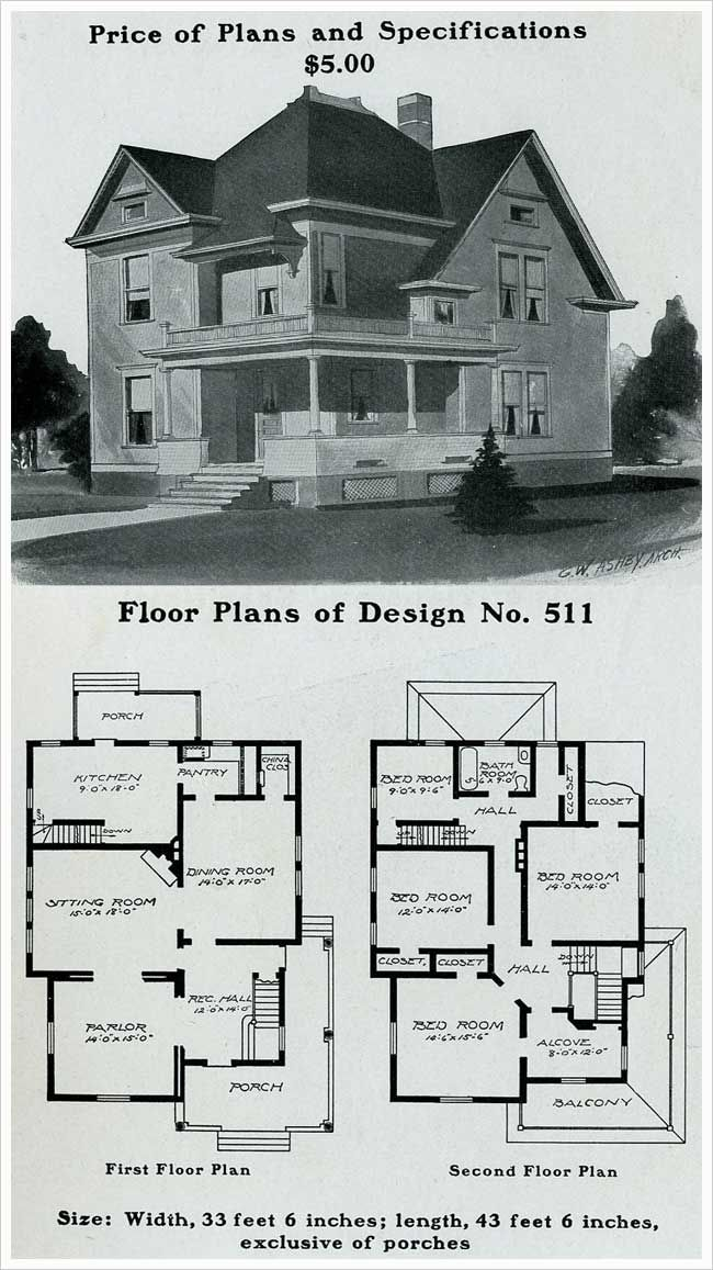 Vintage Farmhouse Plans 331 best vintage house plans images on pinterest | vintage houses