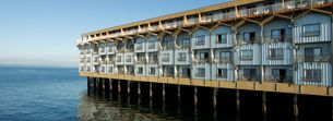 Seattle Hotel Deals & Vacation Packages   The Edgewater Hotel, Seattle, WA