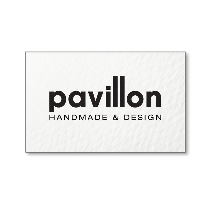 Logotyp sklepu internetowego pavillon.pl