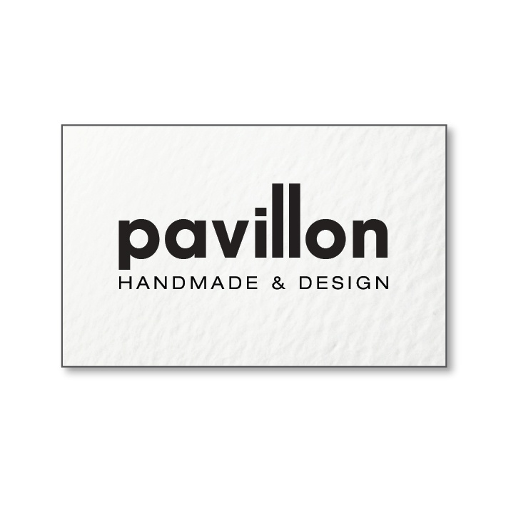 Logotyp sklepu internetowego pavillon.pl  Logo made for e-commerce shop pavillon.pl