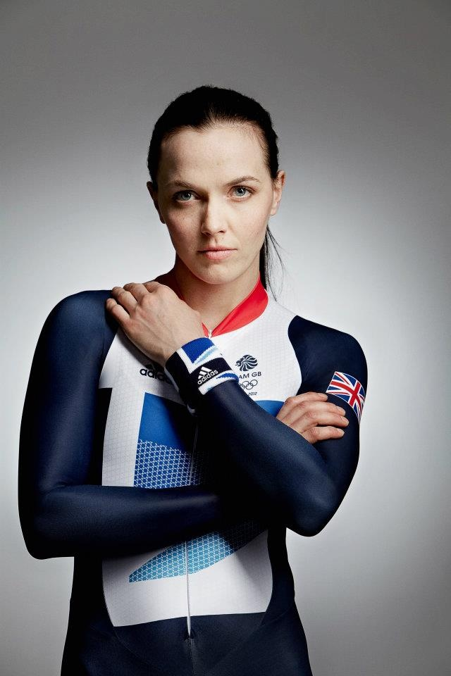Victoria Pendleton - Gold medal cyclist at London 2012 Olympic Games