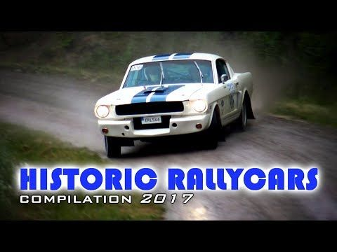 ps: Historic Rallycars Compilation 2017