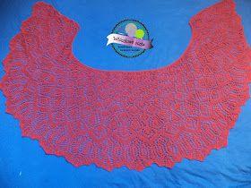 Chusta Roksolana Roksolana shawl