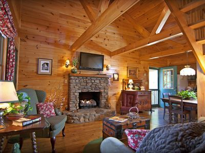 Cabin vacation rental in Candler, NC, USA from VRBO.com! #vacation #rental #travel #vrbo