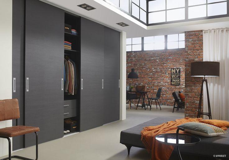 kastenwand woonkamer maken - Google zoeken