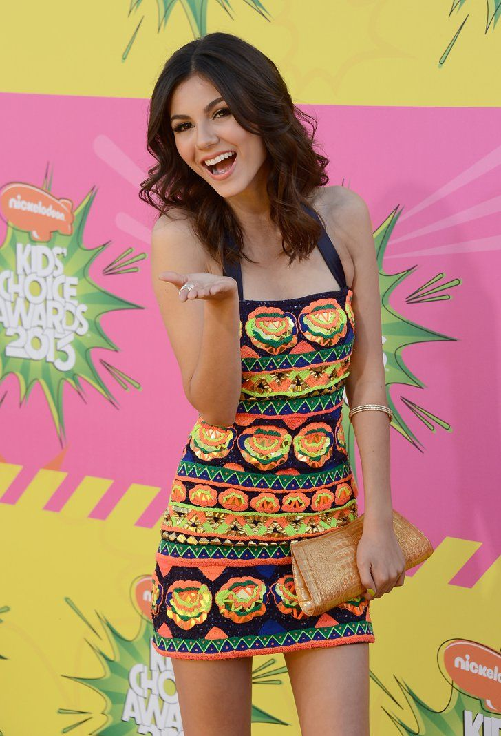 Pin for Later: Victoria Justice's Hollywood Evolution in 22 Pictures 2013