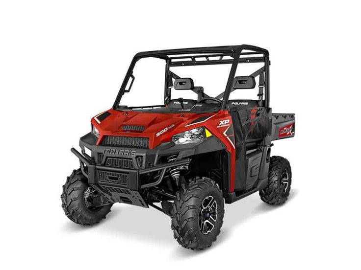 New 2016 Polaris RANGER XP 900 EPS Sunset Red ATVs For Sale in Georgia. 2016 Polaris RANGER XP 900 EPS Sunset Red,