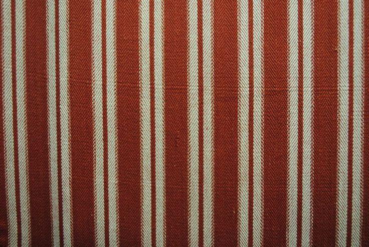 Toulouse Stripe - Strawberry