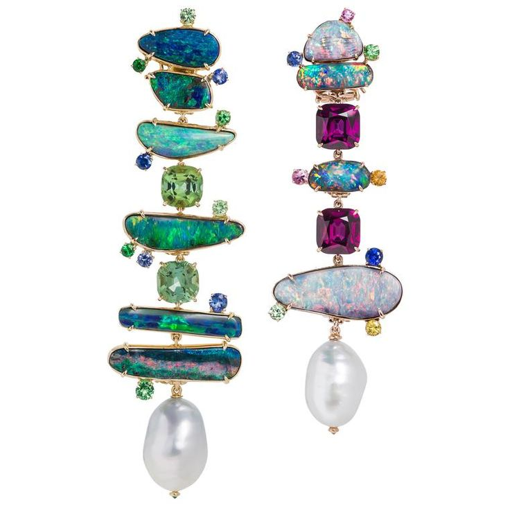 Australia's premier luxury jeweller brings a fresh new look to baroques that isbrightening up the traditionally staid world of pearl jewellery.