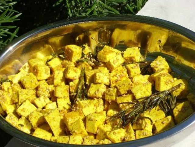Tofu alle spezie – Vegan blog – Ricette Vegan – Vegane – Cruelty Free