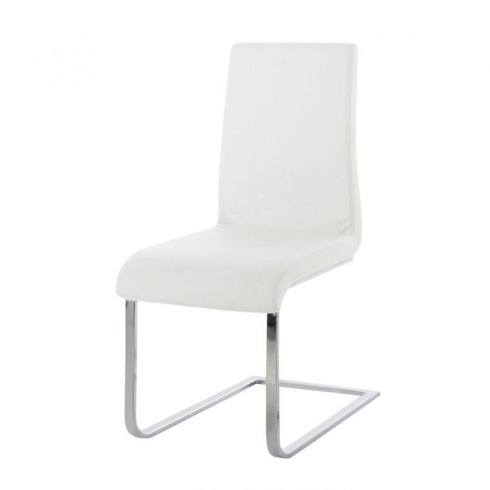 Maddox szék fehér – Étkezőszékek - ID Design Életterek - Étkező