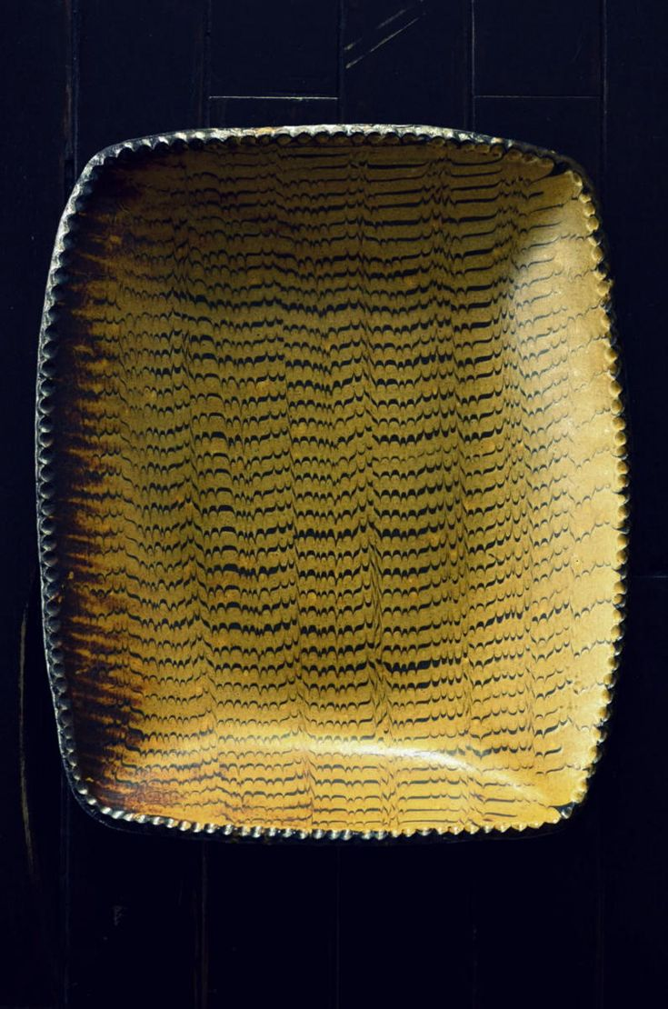 「山田洋次展 オーブンウェア 南仏の風」 スリップウェア