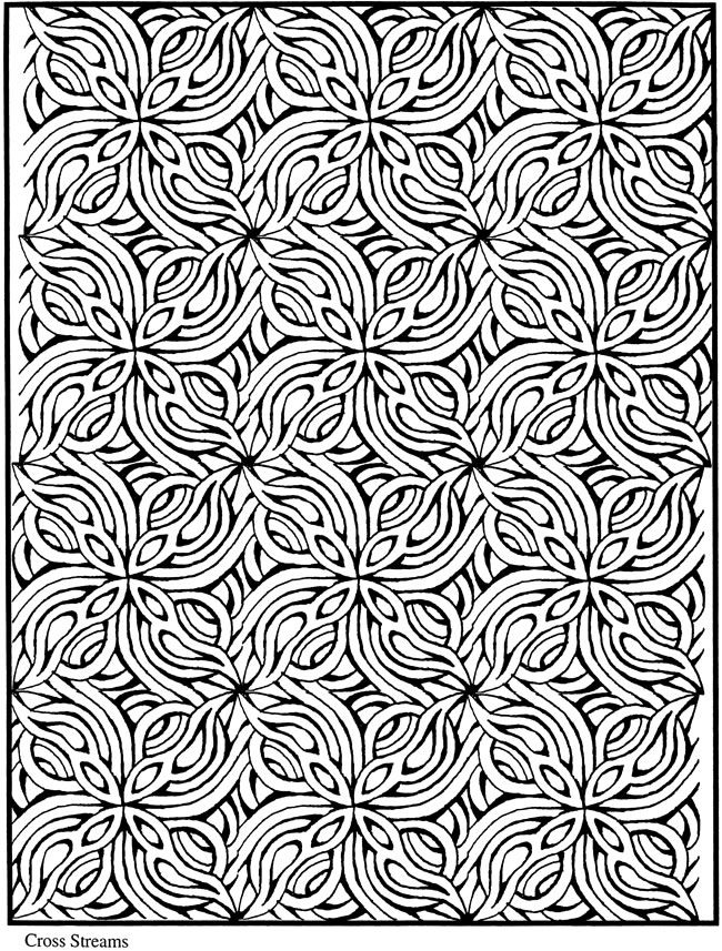 Welcome to Dover Publications  Creative Haven Lotus Designs Coloring Book