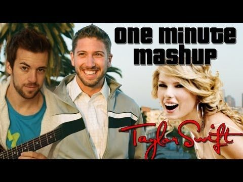 Taylor Swift Medley - One Minute Mashup Feat. Brian OSullivan