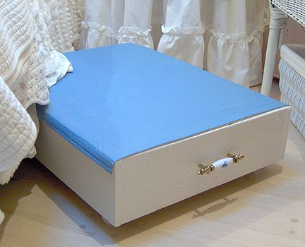 Old Drawer To Pullout Underbed Storage Drawer