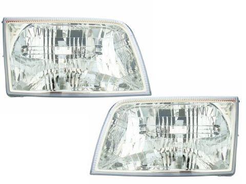 2006-2010 Mercury Grand Marquis New Halogen Headlights Set: 2006-2010 Mercury Grand Marquis New Halogen… #CarHeadlights #AutoHeadlights