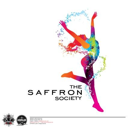 the saffron society, identity