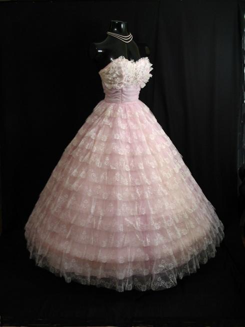 50 S Prom Dress