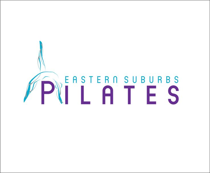 Create a unique modern flowing logo for a new Pilates fitness company by sakizr