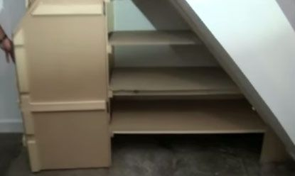 How to Build a Under Stairs Cupboard for Under Stairs Storage  #diy #DIYDoctor