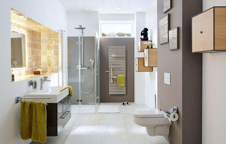 Il bagno per gli ospiti