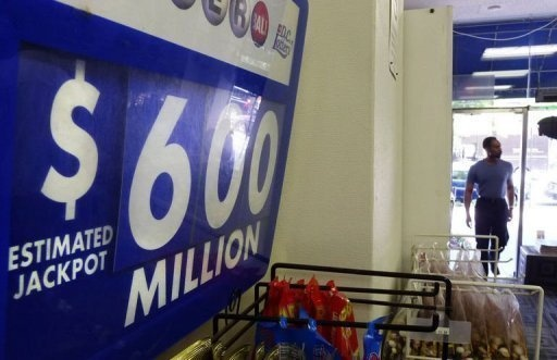 It's all about the odds, and one lone ticket in Florida has beaten them all by matching each of the numbers drawn for the highest Powerball jackpot in history at an estimated $590.5 million, lottery officials said Sunday.